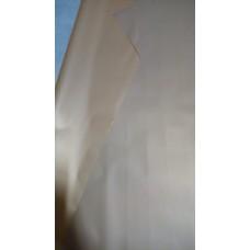 Плёнка кальцинированная жемчужная двусторонняя, 60см, 300гр, 50мкм (р712с/Р126с)