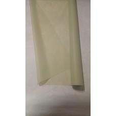 Пленка двусторонне-матовая голубовато-зелёная, 60см, 200гр, 40мкм (Р7493с) (с втулкой)