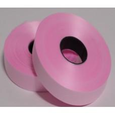 Лента п/п 2 см x 100 ярдов, #23 (Розовый барби)