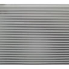 Пленка двусторонне-матовая с вертикальной полосой белая, 70см, 200гр, 40мкм (с втулкой)