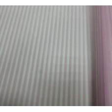 Пленка двусторонне-матовая с вертикальной полосой фиолетовая, 70см, 200гр, 40мкм (с втулкой)