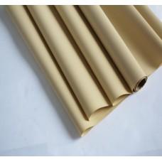 Плёнка кальцинированная жемчужная песочный, 60см, 300гр, 50мкм (р3596с)
