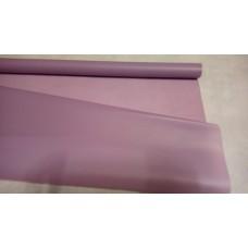 Матовая пленка цвет (лаванда)  70см, 200гр, 40мкм (без втулки)