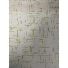 """Плёнка с рисунком """"Граффити"""" 70 см 200 гр (зелёный)"""